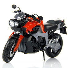 1/12 Scale Motorbike Toys Classical K1300R Diecast Metal Motorcycle Model Toy New In Box For Gift/Collection/Kids