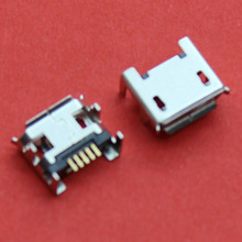 For ACER ICONIA TAB A100 Tablet /Lenovo IdeaPad Tablet a2107 Micro USB Jack Power Connector charging socket 5p