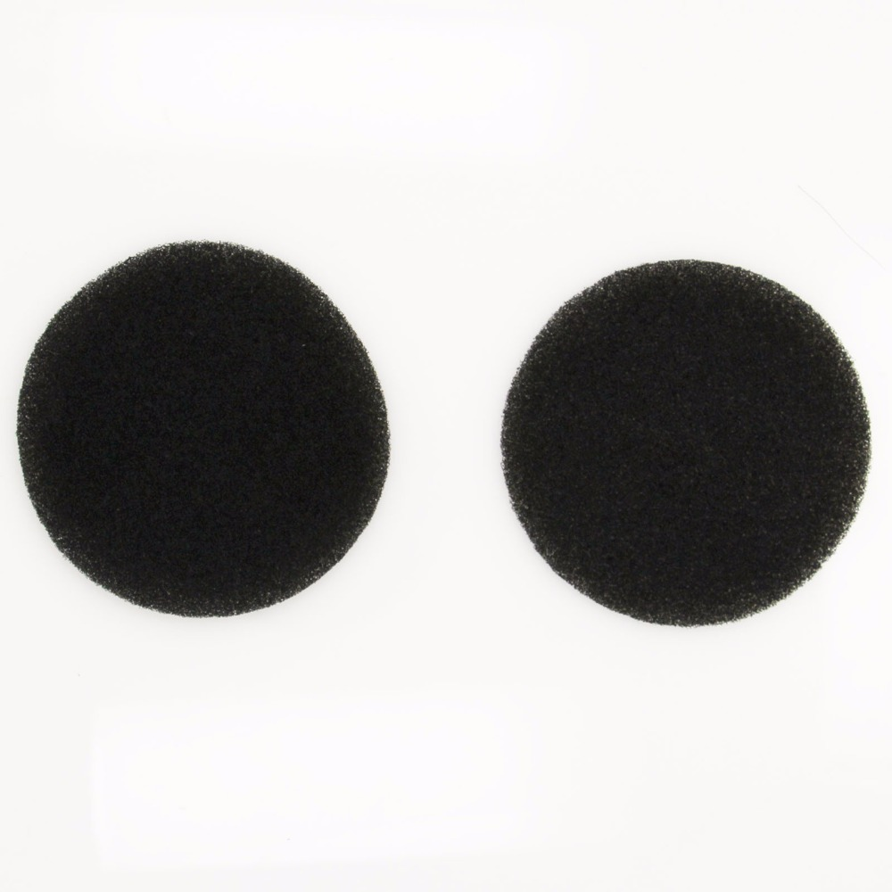 Replacement Soft Sponge Foam Earmuff Cup Cushion Earpads for Logitech Premium USB Headset 350 Sony MDR-V150 V250 V300 Headphones