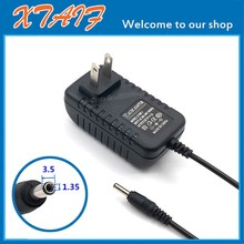 5V 2A Plug 3.5mm*1.35mm AC Power Adapter Charger FOR 4 Ainol NOVO7 ELF II Tablet aPad MID(China)