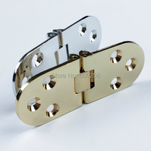 Folding Table Accessories / Roundtable hinge / Flap Hinge / Dining table Hinge 80*30MM 10PCS