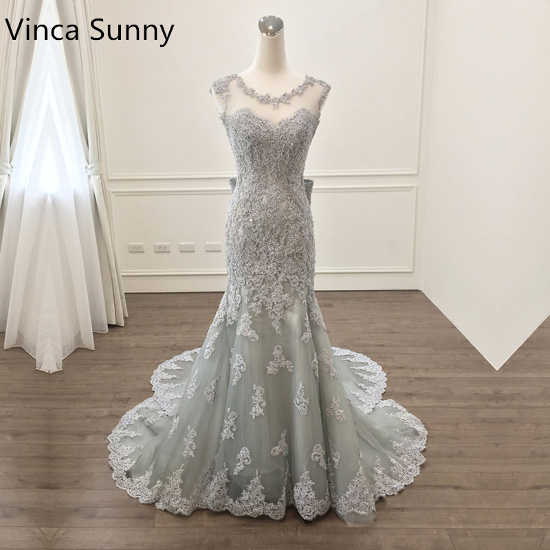 Lace mermaid wedding dresses Vestido de novias sleeveless wedding dress 2018 Sexy Backless Bridal gown robe de mariee