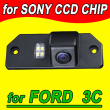 CCD Rearview Camera for Ford Focus 2 sedan (2005-2011), C-Max(2003-) Reverse camera Waterproof Night vision Parking