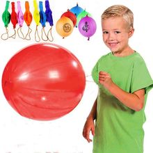 New 50 X Large Punch Balloons Party Bag Fillers Goods Children Loot Bags Gifts Toys 50 Pieces Punch Balloons Random Color