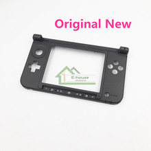 10pcs For Nintendo 3DS XL Original New Bottom Middle Frame Housing Shell Cover Case Replacement for 3DS LL Game Console