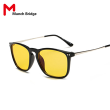High Tech Anti Blue Ray Computer Reading Goggles Viewing Sun Glasses Fashion Square Protective Sunglasses Eyewear Accessories