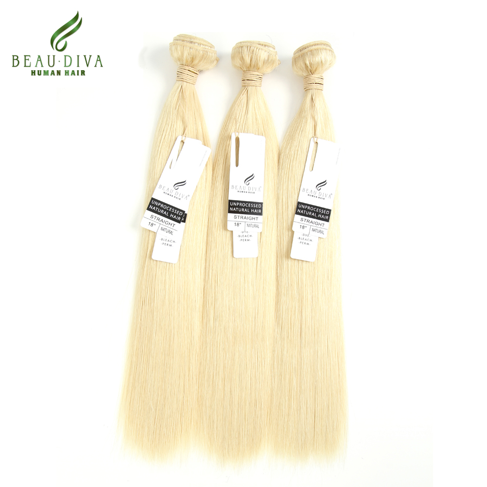 7A Peruvian Virgin Hair Light Blonde 613 Unprocessed Peruvian Virgin Straight Hair 3 Pcs Lot Virgin Human Hair Weave<br><br>Aliexpress
