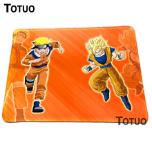 New Unique DIY Design naruto Wukong Pattern Optical Notebook Computer Mouse Pad Durable Gaming Silicone Rectangular Mouse Mat