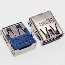 5pcs/lot 3.0 USB Jack 3.0 Port Connector for ASUS HP ACER Toshiba SONY motherboard Socket