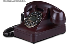 Fashion antique vintage old fashioned household wired telephone CY-8886(China)