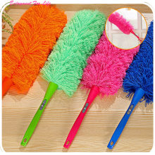 Magic Soft Microfiber Cleaning Duster Dust Cleaner   Wholesale High Quality Handle Feather Static Anti  Free Shipping Dec 15