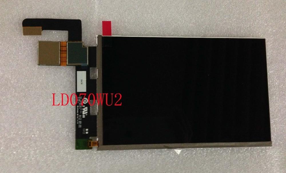 Original LCD screen LCD display LD070WU2-SW01 LD070WU2(SW)(01) LD070WU2 for Amazon kindke DX free shipping<br>