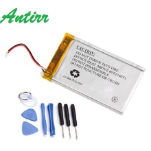 Antirr Brand New 3.7V Li-ion Battery Replacement 330mAh for iPod Nano 2 2G 2nd Gen MP3 with Tools #30