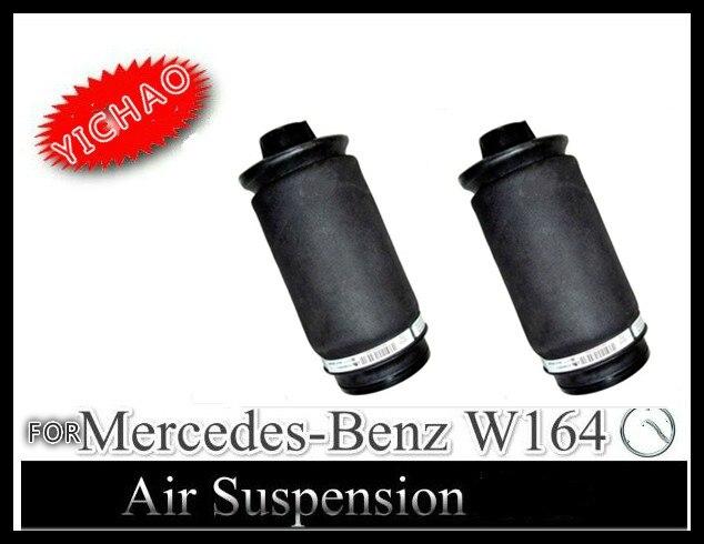 Pair Rear Airmatic Air Suspension Springs for Mercedes Benz W164 ML CLASS A1643200925 A1643200625 A1643200725 - Fast shipping<br><br>Aliexpress