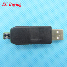 5 PCS USB to RS485/TTL Converter Adapter Support Win7/8 XP Vista Linux Mac OS WinCE5.0 RS 485 RS-485 Black