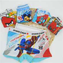 2016 boy Underwear Baby Boy Boxers Kids Panties Child's For Underpants Shorts child kis underwear for  Bbubx001-12P 12pcs/lot