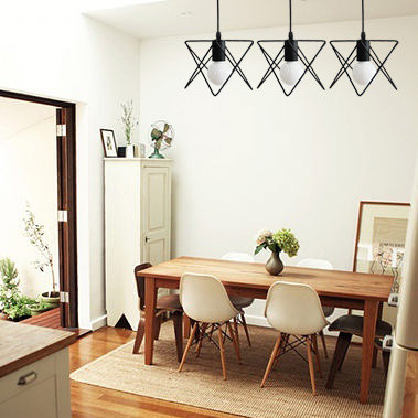 free shipping Living Room Cafe restaurant retro chandelier lamp chandelier personality simple creative industri<br>