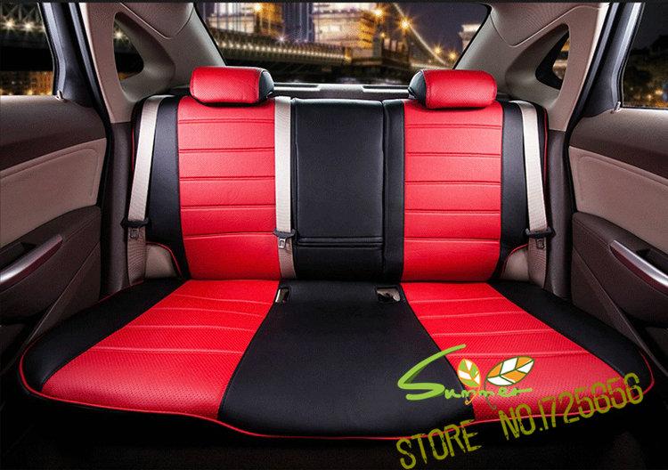 SU-PEABL004 car leather seats (2)