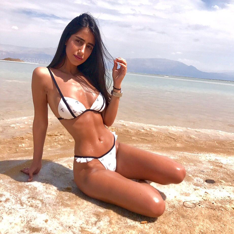 Europe and the United States foreign trade bikini quick sell, new explosion swimsuit, lady anchor printing swimsuit<br>
