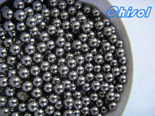 Made in China YG8 6.35mm 50pcs/lots alloy balls tungsten carbide balls for machine,measurement,chemical industry,petroleum,gun(China)