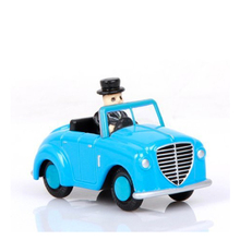D557 Free shipping sell like hot cakes fat manager Thomas locomotive alloy magnetic model toys for children(China)