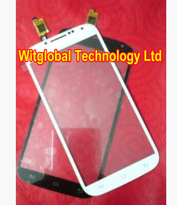 Original New Qumo QUEST 503 touch screen Front panel Digitizer Glass Sensor Replacement Free Shipping<br>