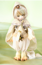 HeHeBJD 1/6 doll Alk (Yrie)- Birdie windie elf dolls free eyes toys voks luts sd doll hot bjd manufacturer(China)