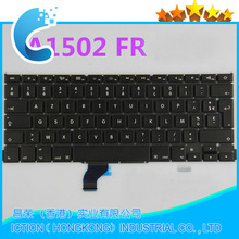 Original New A1502 French FR Keyboard For Apple Macbook Pro 13'' Retina A1502 Keyboard French layout  2013 2014 2015 Year