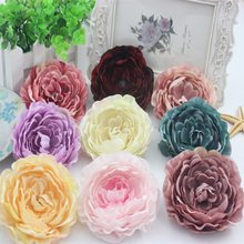 Lotus artificial flowers promotion shop for promotional lotus 8 cm 2 pc multicolor silk lotus lu artificial flowers wedding household adornment mariage simulation flowers mightylinksfo Images