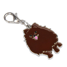 Mini cute pet cat dog jewelry pendant item Pomeranian hanging collar ID identity signs item pet supply drop shipping