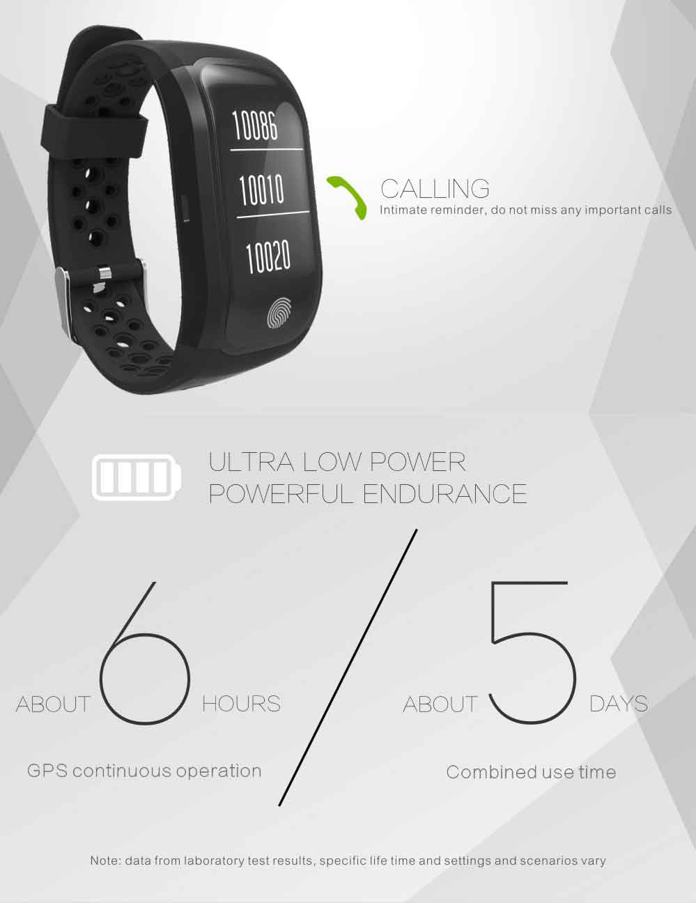 LEMDIOE Heart Rate Smart Wristband GPS Track Record Smart Band 2 Sleep Pedometer Bracelet Fitness Tracker Smart Watch Relogio 12