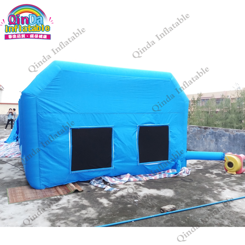 inflatable spray booth28