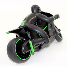 333-MT01B 2.4Ghz Speed Remote Control Motorcycle RC Driving Model EU Plug