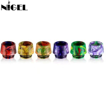 Buy 810 Resin Drip Tips Mushrooms Vape Drip Tips Electronic Cigarette Wide Bore Mouthpiece Kennedy24 Mad Dog Tank RBA Atomizer for $2.89 in AliExpress store