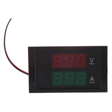 Buy Digital LED Voltage Meter Ammeter Voltmeter Current Transformer AC80-300V 0-100.0A Dual Display for $8.96 in AliExpress store