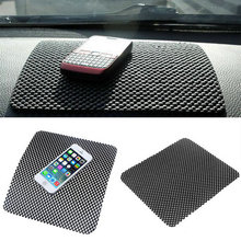 New Car Anti/Non-Slip Glass Dash Mat Pad Sticky No More Dropping-down Problem Drop Shipping