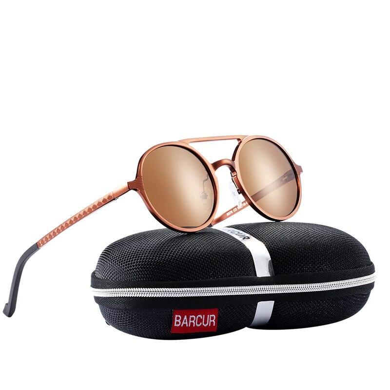 نظارات شمسية للحماية من اشعة الشمس بعدسات بلورايزد 4