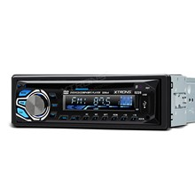 In Dash One Din Car DVD Single Din Car Radio 1 Din Car Audio with DC 24V Power for Large Vehicles Large SUVs, Farm Vehicles