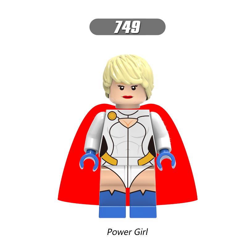 XH749-Power Girl