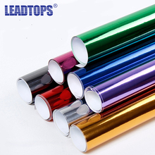 152x60cm High polymer PVC Film Car Stickers Waterproof Car Styling Wrap For Auto Vehicle Car accessories Motorcycle CB(China)