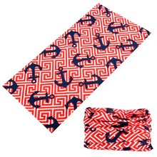 2017 Head Scarf Bandana Multifunctional Seamless Bandanas Women Men Ring Scarf Cycling Sports Mask Headband Shemag(China)