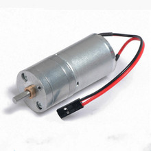 1pcs Micro 370 Deceleration Motor DC3-12V Motors Reducer With Line Bus Head High Torque Motore For Electronic Locks Car Robot