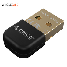 ORICO Mini USB Bluetooth Adapter V4.0 Dual Mode Wireless Bluetooth Dongle CSR 8510 4.0 Bluetooth Transmitter for Windows10 32/64