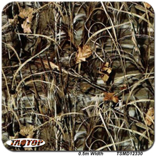 iTAATOP TS12330B 0.5M * 10M New Designs Camo Grass Water Transfer Printing Film Hydrographics Film(China)