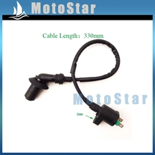 Ignition Coil For 50cc 70cc 90cc 110cc 125cc 150cc Engine Pit Dirt Bike Motorcycle Moped Scooter ATV Quad