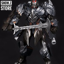 [Show.Z Store] Model Wizard MW-001 Rendsora Oversized The Last Knight Voyager Class Transformation Action Figure(China)