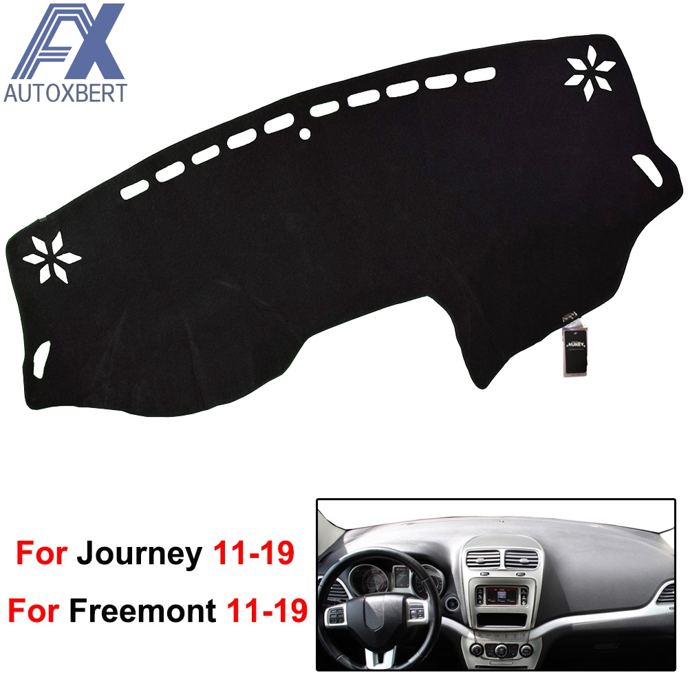 For Dodge Journey 2011-2018 Dash Cover Dash Mat Dashmat Pad Dashboard Cover