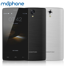 "Original HOMTOM HT7 PRO 4G Smartphone Android 5.1 Quad core MTK6735 2GB+16GB 13MP 3000mAh Dual SIM 5.5"" HD 1280*720 Mobile Phone"
