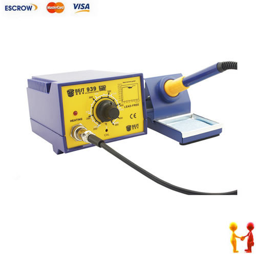 Free Shipping BEST 939 Soldering Station with solder iron<br><br>Aliexpress