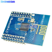 CORE51822 BLE4.0 Bluetooth 2.4 GHz Wireless Module NRF51822 Communication Board RF Controller 2-3.6V(China)